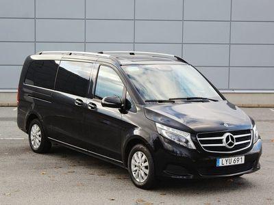 begagnad Mercedes V220 CDI Automat Plus Euro 6 163hk 9-Sits