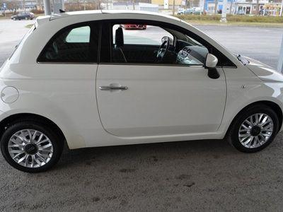 begagnad Fiat 500 1,2 Lounge Panorama
