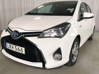 used Toyota Yaris 1.5 HSD 5dr (75hk)