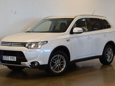 usata Mitsubishi Outlander P-HEV Hybrid 4WD Business Nav Summit