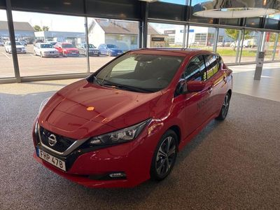 begagnad Nissan Leaf 40KWH