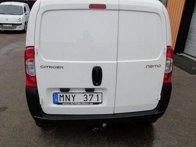 begagnad Citroën Nemo 1,2 HDI (75hk) Skåp Drag -11
