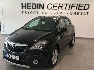 brugt Opel Mokka 1.4 Turbo Manuell, 140hk, 2016