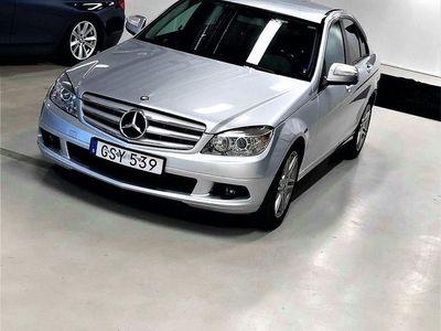 begagnad Mercedes C200 CDI Classic 136hk NYBESIKTAD