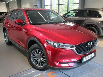 begagnad Mazda CX-5 VisionPlus 2.0 160hk Aut AWD