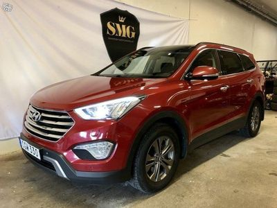 begagnad Hyundai Grand Santa Fe 2.2 CRDi *6-SITS* 4WD 200hk