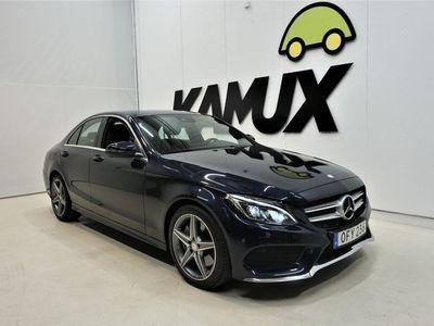 begagnad Mercedes 250 C-Klass  Aut   AMG Sport   Backkamera   204hk