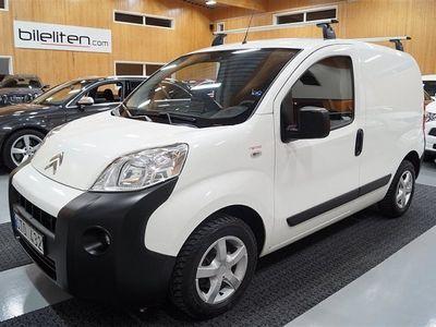 begagnad Citroën Nemo 1.3 HDI 75hk Aut Värmare Inredni -12