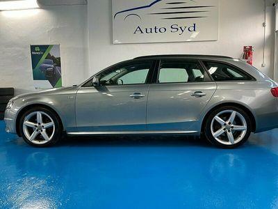 begagnad Audi A4 Avant 2.0 TFSI E85 Manuell, 180hk S-Line, Sport Plus