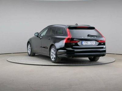 begagnad Volvo V90 D4 Business Aut Voc Navi Drag