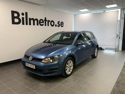 begagnad VW Golf 1,6 TDI 105hk 4-Motion