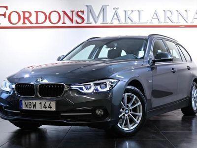 begagnad BMW 318 D AUT SPORT LINE 3-ÅRS GARANTI