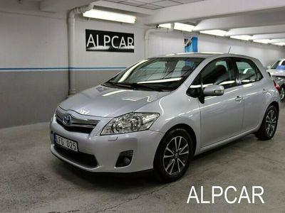 begagnad Toyota Auris Hybrid 1.8 99HK SENSORER MOTORVÄRMARE