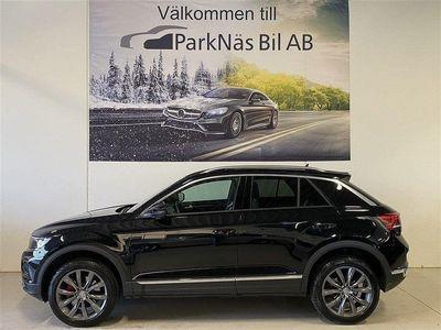 begagnad VW T-Roc TSI 190 DSG 4M GT VÄRMARE DR