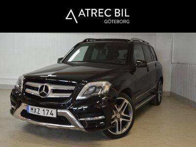 begagnad Mercedes GLK220 CDI 4M AMG/PANORAMA