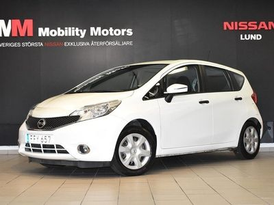 begagnad Nissan Note 1.2 Visia 80hk