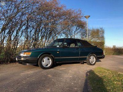 begagnad Saab 900 Cabriolet t16 -92