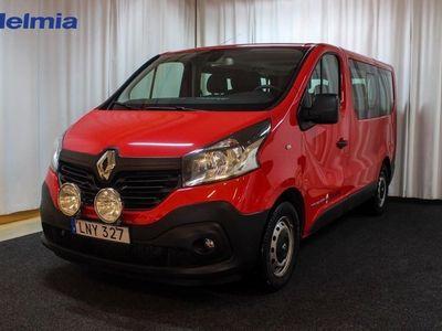 begagnad Renault Trafic Passenger 1,6 125 TT L1H1