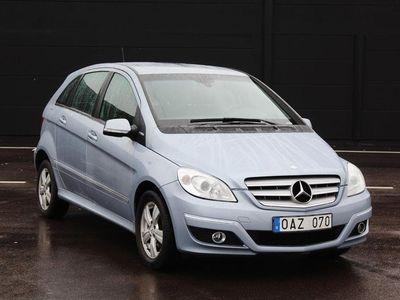 begagnad Mercedes B180 245 GNGT