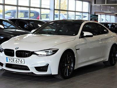 begagnad BMW M4 3.0 CS 460hk Keramiska Bromsar Låga skatten M-Drivers Package