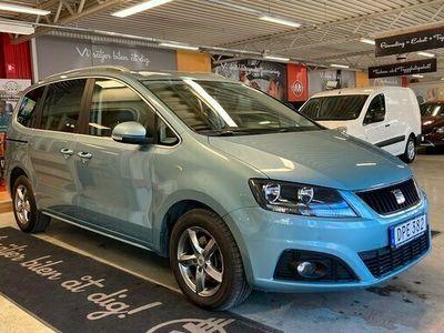 begagnad Seat Alhambra 2.0 TDI 7-sits DSG 2011, Kombi Pris 104 900 kr