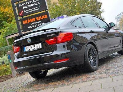 begagnad BMW 320 Gran Turismo D / Automat / Sportstolar /