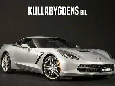 "begagnad Chevrolet Corvette Stingray Corvette C7Z51     BOSE   20"" 2014, Personbil Pris 499 000 kr"