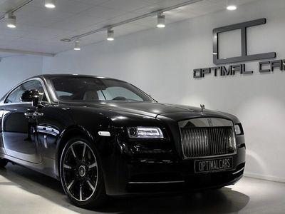 begagnad Rolls Royce Wraith Silver WraithTwoTone Starlight 2015, Personbil 2 295 000 kr