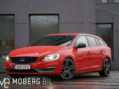 begagnad Volvo V60 D4 181hk Aut Momentum Taklucka VOC