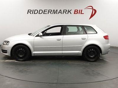 begagnad Audi A3 Sportback 1.6TDI 2013, Halvkombi 79 800 kr