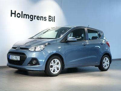 begagnad Hyundai i10 2016, Halvkombi 84 900 kr