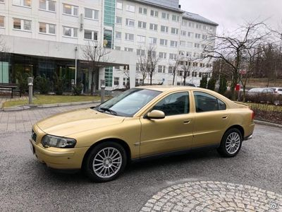 gebraucht Volvo S60 T5 250 Hk Sv Såld Lågmil -02
