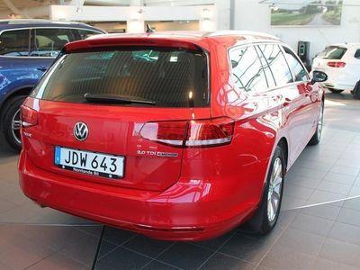 begagnad VW Passat Sportscombi TDI 4Motion Masters
