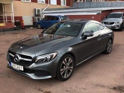 brugt Mercedes C200 Coupé -16