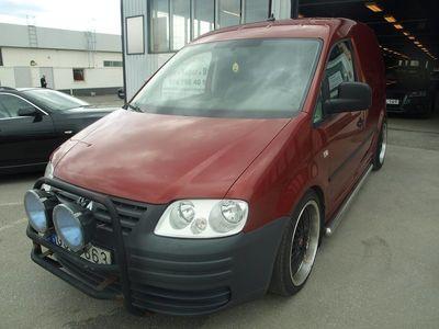gebraucht VW Caddy Panel Van 2.0 Dragkrok 40hk -08
