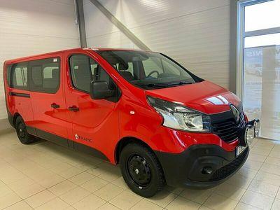 begagnad Renault Trafic Minibuss 1.6 dCi Euro 6 125hk