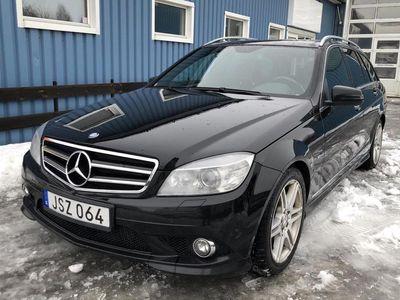 begagnad Mercedes C320 C-KlassCDI 4Matic Kombi S204