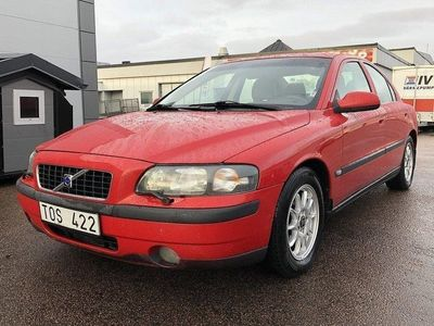begagnad Volvo S60 D5/ Besiktigad/ Automat/ Drag