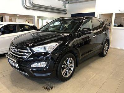 begagnad Hyundai Santa Fe 2.2 CRDi Premium 4WD 200hk -15