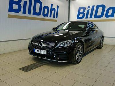 begagnad Mercedes C220 d 4MATIC Coupé 9G-Tronic Euro 6 194hk