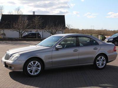 begagnad Mercedes E240 Classic / DRAGKROK / 0kr kontant