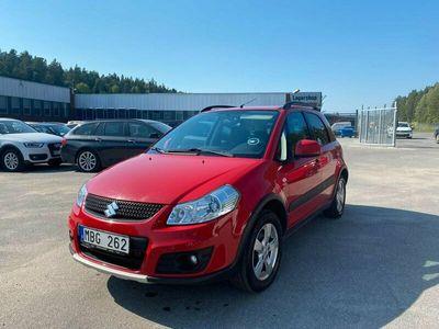 begagnad Suzuki SX4 2.0 DDiS i-AWD GLX 135hk Drag 15800 mil Toppskick