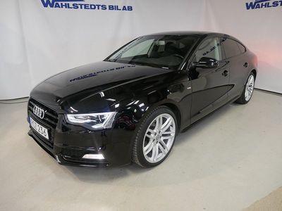 begagnad Audi A5 Sportback 1.8 TFSI 144HK Black Edition