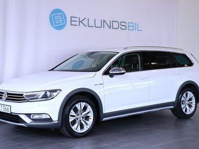 begagnad VW Passat Alltrack 2.0 TDI 4M Executive Värmare (190hk)