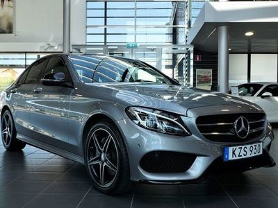 begagnad Mercedes C220 220d 4Matic AMG Sedan