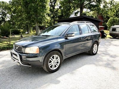 begagnad Volvo XC90 D5 AWD Aut Summum 7-sits 185hk