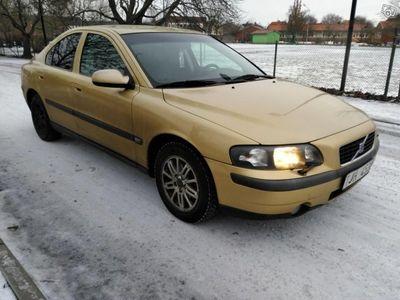 begagnad Volvo S60 2.4 170 Businesspkt Dragkrok -02