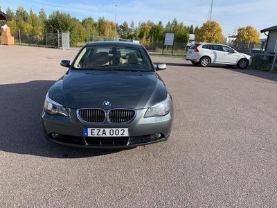 begagnad BMW 530 i Mycket -07
