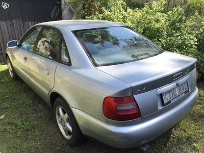 begagnad Audi A4 -97
