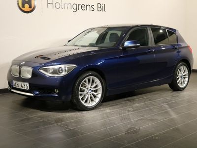 begagnad BMW 120 d Urbanline Aut/sportstolar